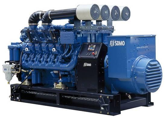 дизель генераторы