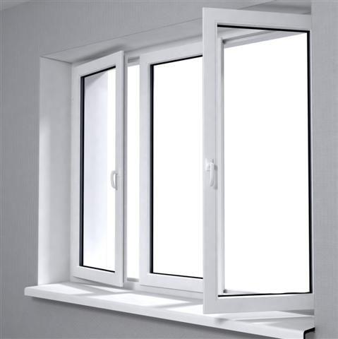 Окно продувает