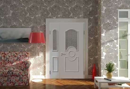 узорчатое стекло дверное