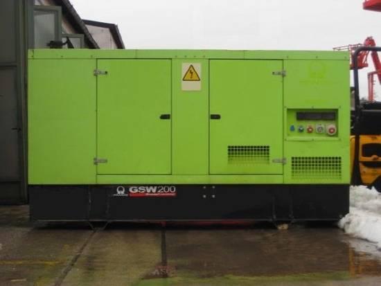 pramac генераторы