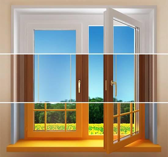 окна металлопластик