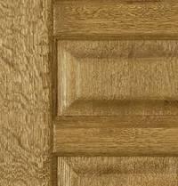Какие выбрать двери: шпон или массив?