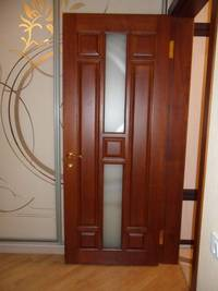 двери из ясеня