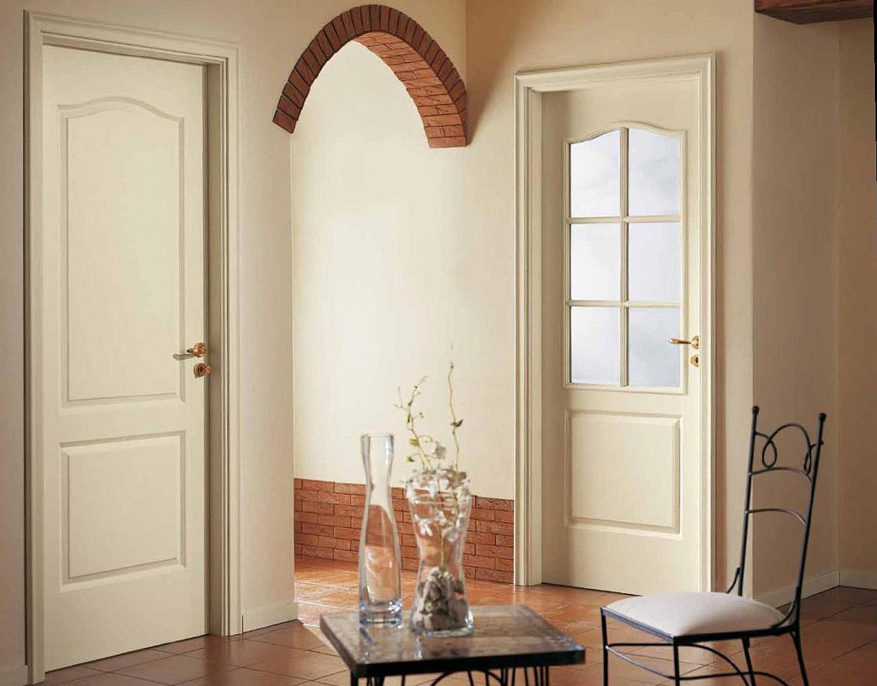 Межкомнатные двери — выбор между функциональностью и эстетичностью