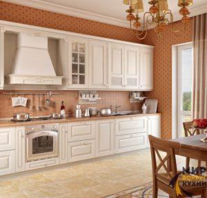 Преимущества классической кухни
