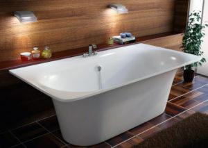 Преимущества ванн из искусственного камня