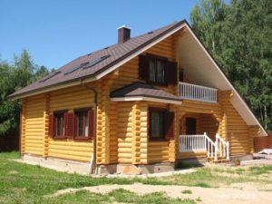 Преимущество строительства деревянных домов