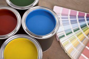 Преимущества колеровки фасадной краски