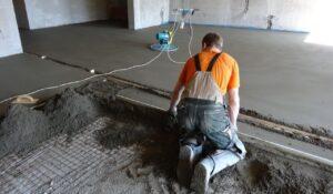 Гидроизоляция пола и бетонной стяжки