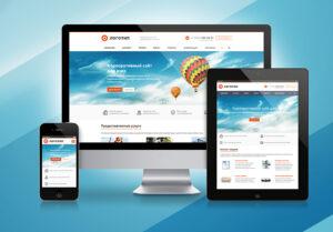 Услуги по продвижению и созданию сайтов