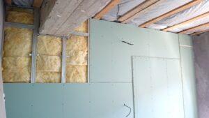 Преимущества использования гипсокартона в строительстве