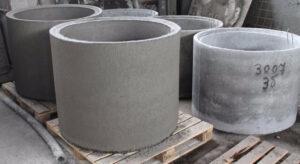 Производство ЖБИ и колец из бетона