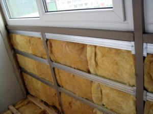 Качественное утепление балконов