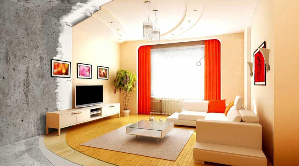 Преимущества услуг по ремонту квартир