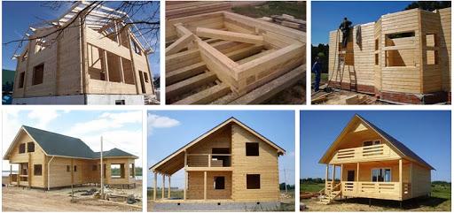 Услуги по малоэтажному строительству
