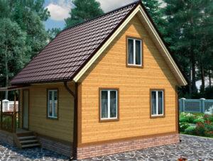 Преимущества каркасно-щитовых домов под ключ