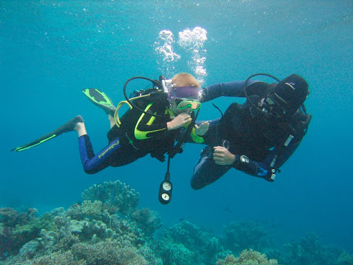 Снаряжение для дайвинга и подводной охоты