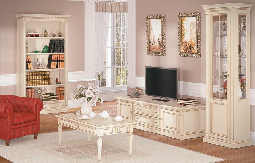 Мебель с патиной