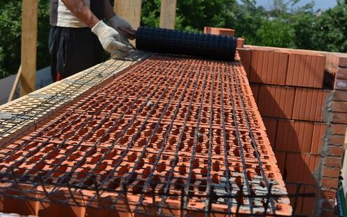 Преимущества использования базальтовой кладочной сетки