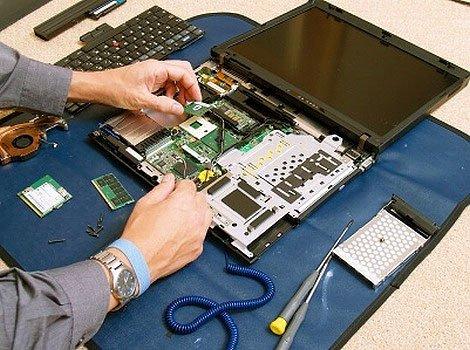 Услуги по ремонту ноутбуков