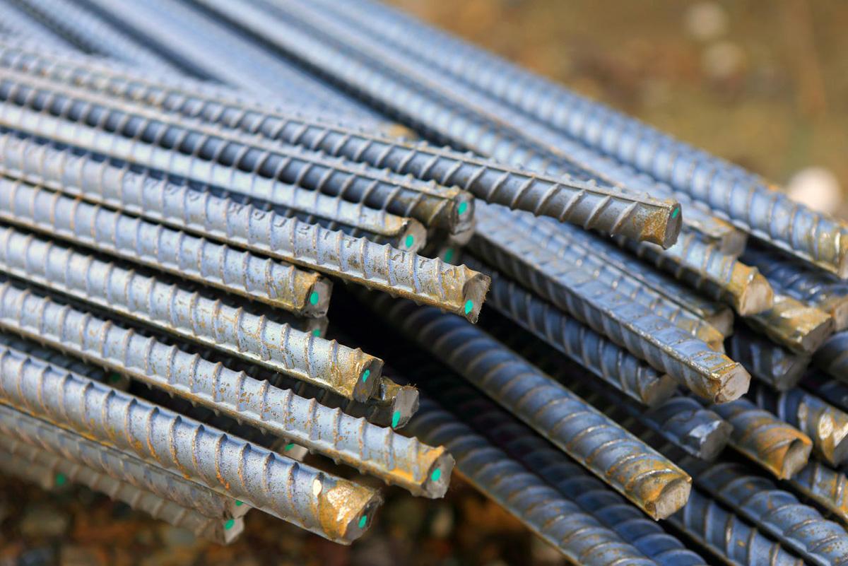 Преимущества стальной арматуры